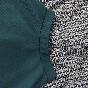 Charlotte Russe Skirts - Charlotte Russe Turquoise Skater Skirt